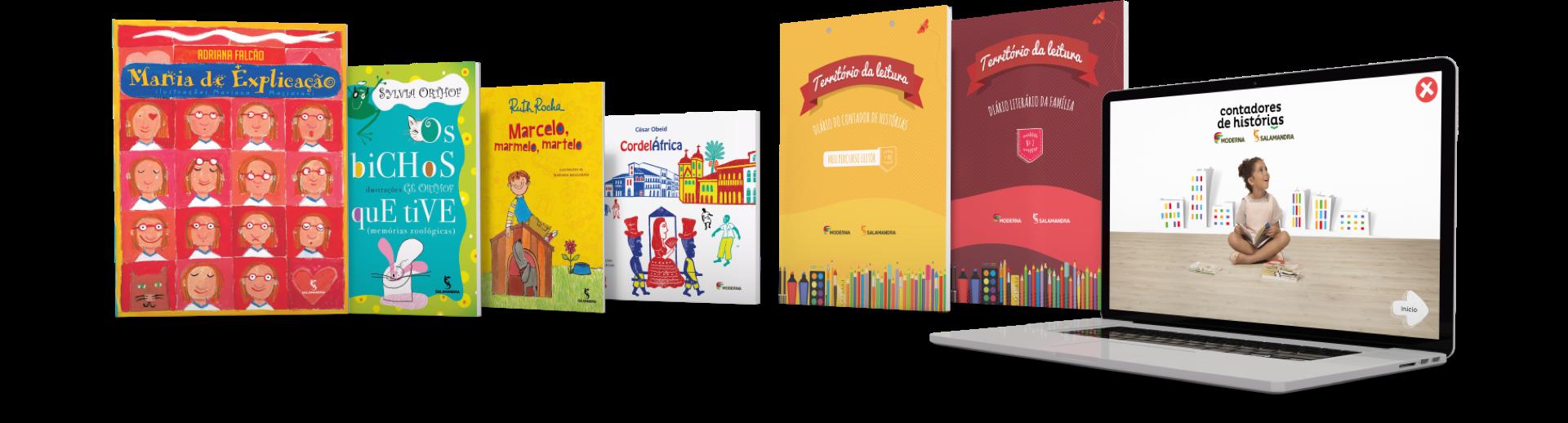 Materiais para professores e alunos